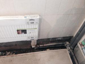 Монтаж отопления и водоподготовки в коттедже