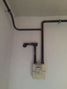 Разводка газовых труб в частном доме